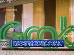 Grab Holding Kena Denda Otoritas Malaysia