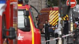 Polisi Prancis Tangkap 5 Orang Usai Teror Penusukan Paris