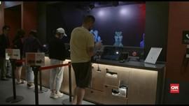 VIDEO: Staf Hologram Sambut Tamu di Hotel Jepang