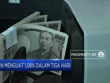 Mata Uang Jepang Yen Makin Seksi