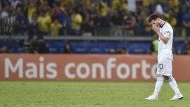 Messi Bikin Skuat Argentina Menangis