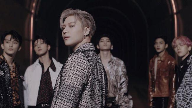 SuperM Kuasai Tangga Musik AS Lewat Album Debut