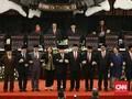 Pimpinan MPR Jadi 10, Sri Mulyani Siapkan Anggaran Tambahan