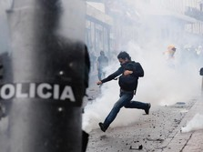 Ekuador Rusuh Karena Harga BBM Naik