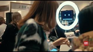 VIDEO: Selfiebot, Si Robot Swafoto