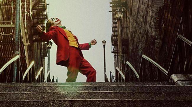 Lihat Pria Misterius, Penonton 'Joker' di AS Bubar