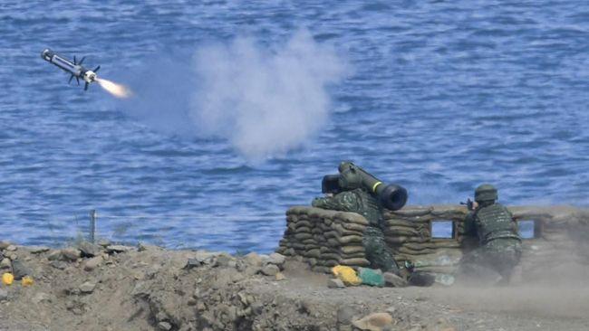 Pemerintah AS Sepakati Penjualan Rudal Anti-tank ke Ukraina