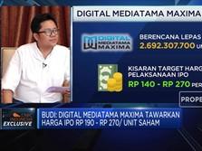 DMMX, Calon Emiten Baru Yang Siap Raih Dana IPO Rp 600 M