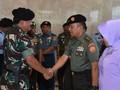 TNI Naikkan Pangkat 13 Perwira Tinggi