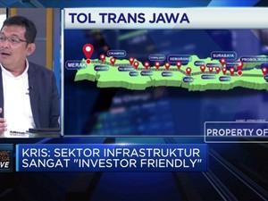 Daya Tarik Pembangunan 2.500 KM Tol Baru di Mata Investor