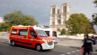 Pelaku Penikaman di Paris Diduga Terlibat Gerakan Salafi