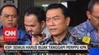 VIDEO - KSP: Semua Harus Bijak Tanggapi Perppu KPK