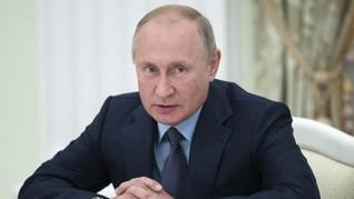 Putin Akan ke Jakarta Bahas Perjanjian Kemitraan RI