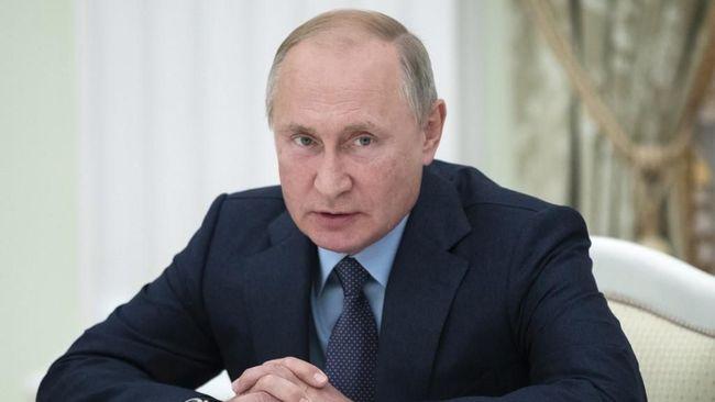 Putin Menyatakan Rusia Terbuka Bekerjasama dengan NATO