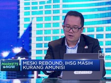 Meski Rebound, IHSG Masih Kurang Amunisi