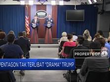 Pentagon Klaim Tak Terlibat Dalam Telepon Trump & Presiden