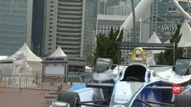 VIDEO: Hong Kong Batal Gelar Formula E