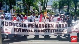 Pendukung Jokowi Siap Bantu TNI-Polri di Pelantikan Presiden