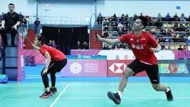 Indonesia Juara Kejuaraan Dunia Badminton Junior 2019