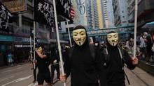 Uni Eropa Desak Investigasi Menyeluruh Terkait Demo Hong Kong