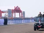 HUT ke-74 TNI, Jokowi Siapkan 300 Jabatan Baru untuk Jenderal