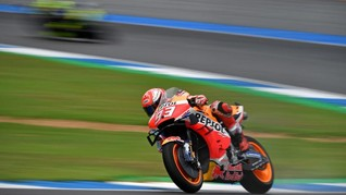 Rapor Pebalap MotoGP 2019: Marquez Sempurna