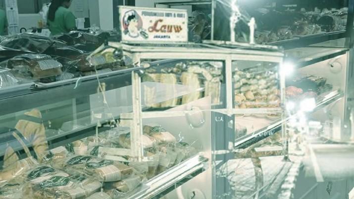 Deretan Toko Roti Jadul yang Masih Eksis hingga Kini