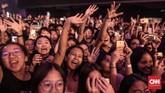 Diluncurkan sejak 2017, Spotify on Stage menawarkan musisi dari beragam genre, mulai dari K-pop, pop, dan hip hop.(CNN Indonesia/Bisma Septalisma)