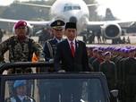 Janji Jokowi di HUT TNI: Prajurit Sejahtera, 750 Jabatan Baru
