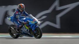 Tes Pramusim MotoGP Qatar: Rins Tercepat, Rossi Ketujuh
