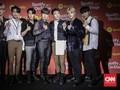 Ikuti Jejak BTS, ATEEZ Akan Tampil di Wembley Stadium