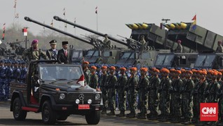 Panglima TNI Pamer Pesawat Tanpa Awak Mampu Tembakkan Rudal