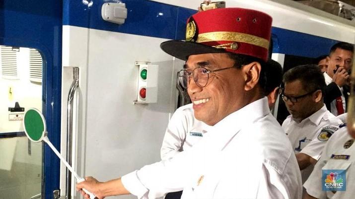Jokowi Umumkan Kabinet, Budi Karya Siap Standby di Jakarta