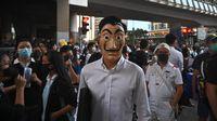 Hong Kong Liburkan Semua Sekolah dan Kampus
