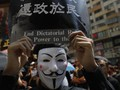 China Tuding Ada Pasukan Asing di Balik Protes Hong Kong