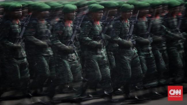 Upacara kali ini juga diwarnai pelbagai kejutan kue di beberapa daerah oleh kepolisian setempat untuk TNI. Perayaan sendiri dipusatkan di Lanud Halim Perdanakusuma, Jakarta, Sabtu, (5/10).