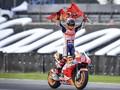 Marquez Tak Merasa Menang Mudah di MotoGP