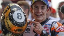 MotoGP Ditunda karena Corona, Marquez Diuntungkan