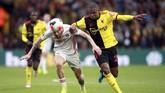Duel Sheffield United lawan Watford berakhir imbang tanpa gol. (Ian Walton/PA via AP)