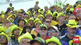 Fan Marquez di Stan MotoGP Thailand Lebih Banyak dari Rossi