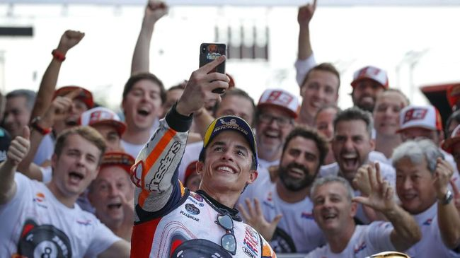 Marquez 'The One Man Show'