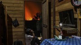 FOTO : Hotspot Karhutla di Riau Bertambah Lagi