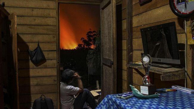 Pengakuan Suami Pembakar Istri: Niatnya Menakut-nakuti
