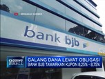 Bank BJB Rilis Obligasi Rp 248 Miliar