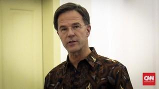 Patuhi Aturan, PM Belanda Tak Bisa Lihat Ibu Sebelum Wafat