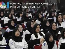 Ikut Rekrutmen Lowongan CPNS 2019? Perhatikan 7 Hal Ini