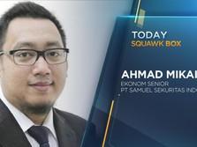 Live! Pelaku Pasar Bicara Soal Komposisi Kabinet Jokowi