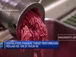 Sentra Food Pangkas Target Pertumbuhan