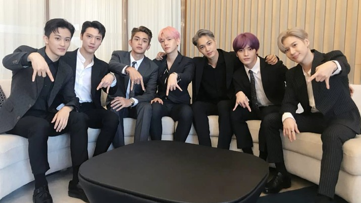 Boyband baru SM Entertainment debut internasional dan menghuni rumah senilai Rp 113 M
