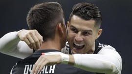 Ronaldo Paling Cepat Cetak 25 Gol Buat Juventus